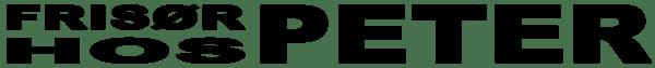 Frisør Hos Peter Logo